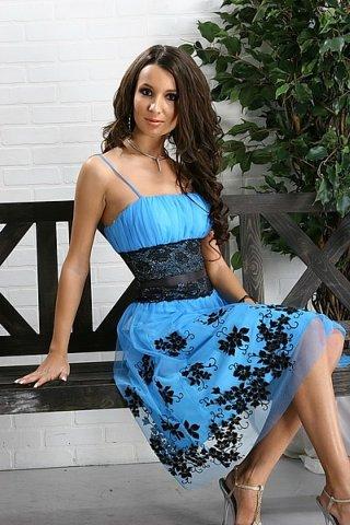 фото плаття зимние